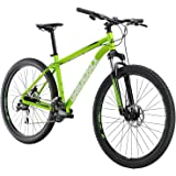 Diamondback Bicycles Overdrive ST Hardtail Mountain Bike, Green