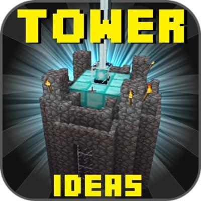 minecraft castle tower ideas