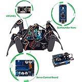 SunFounder Kit per costruzione robot a 4 piedi per Arduino con Nano Board e controllo remoto
