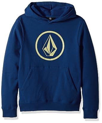 Volcom Teens Xl Blue Hoodie Sweatshirt Clothing, Shoes & Accessories