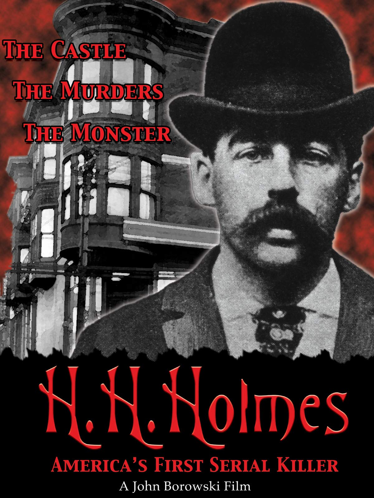 Amazon Com Watch H H Holmes America S First Serial Killer