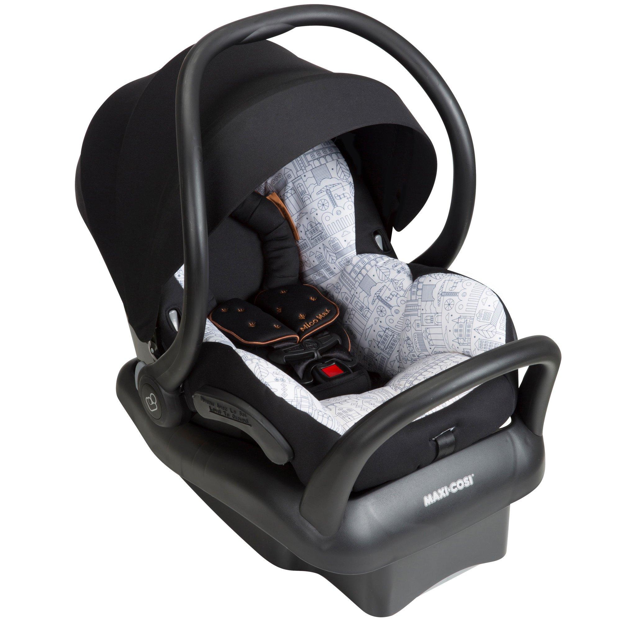 Maxi-Cosi Mico Max 30 Special Edition Car Seat, City Motif