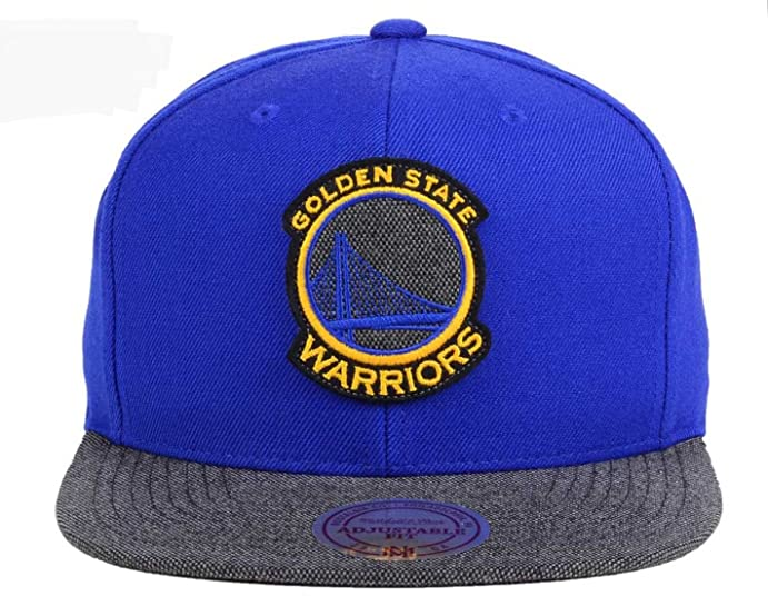 f51f7f05d69 ... get golden state warriors mitchell ness nba team color cation snapback  hat 22abe ec3e9