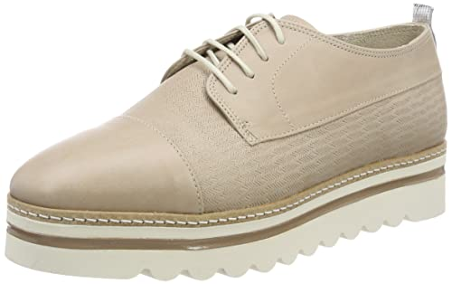 O'polo ShoeZapatos Para Oxford Lace Cordones Mujer Marc De Up wONv80mn