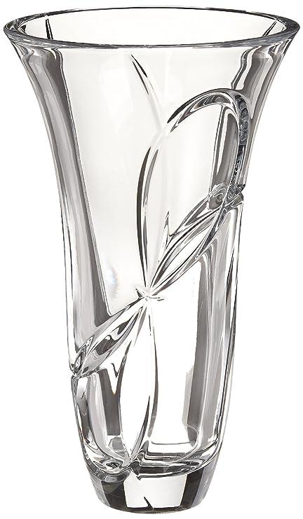 Wedgwood Lead Crystal Vase Alexis Medium British