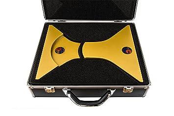Profesional de snooker métrica Plantillas Set (Professional Pocket Plantillas) ibsf, ebsa, obsf: Amazon.es: Deportes y aire libre
