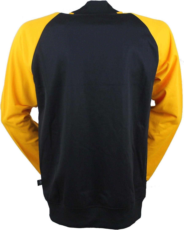 Adidas College Veste pour Homme Logo Stade TT s27485 Noir