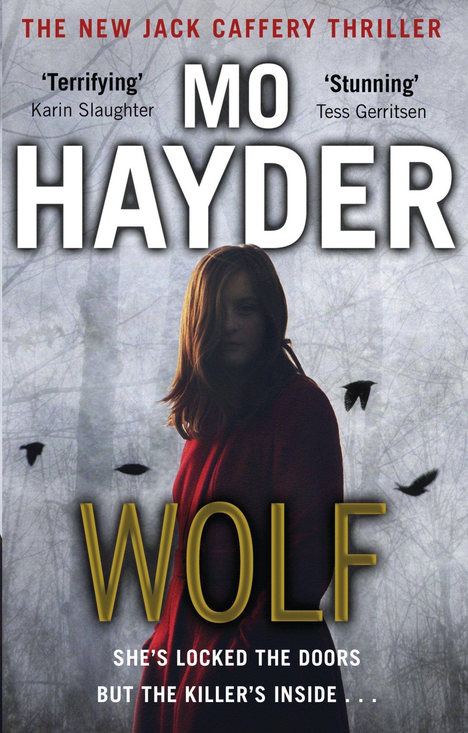 lavpris flere billeder få nye Wolf: Jack Caffery series 7: Amazon.co.uk: Mo Hayder ...