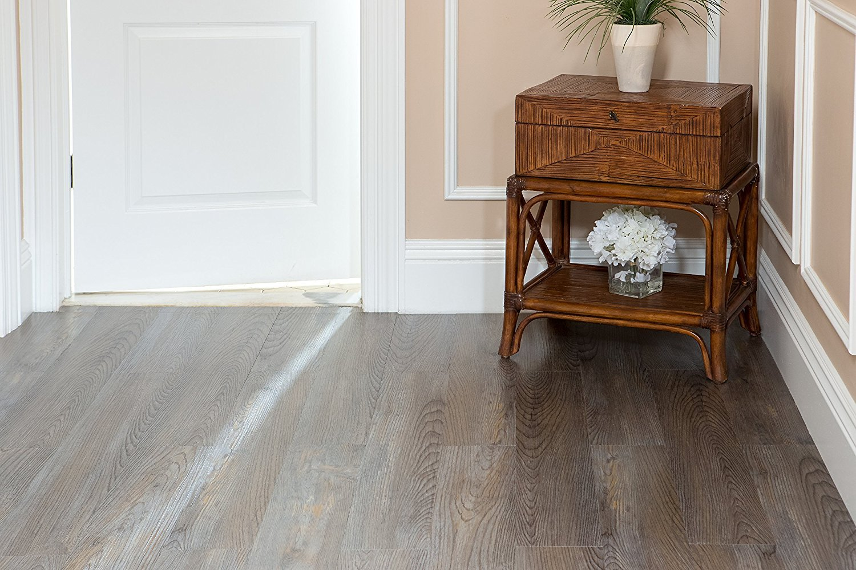 Achim Home Furnishings VFP2.0SS40 Tivoli II Achim Home Imports Silver Spruce 6'' x 36'' Self Adhesive Vinyl Floor Planks Planks/60 Square Feet, 40 Pack, Piece by Achim Home Furnishings (Image #1)