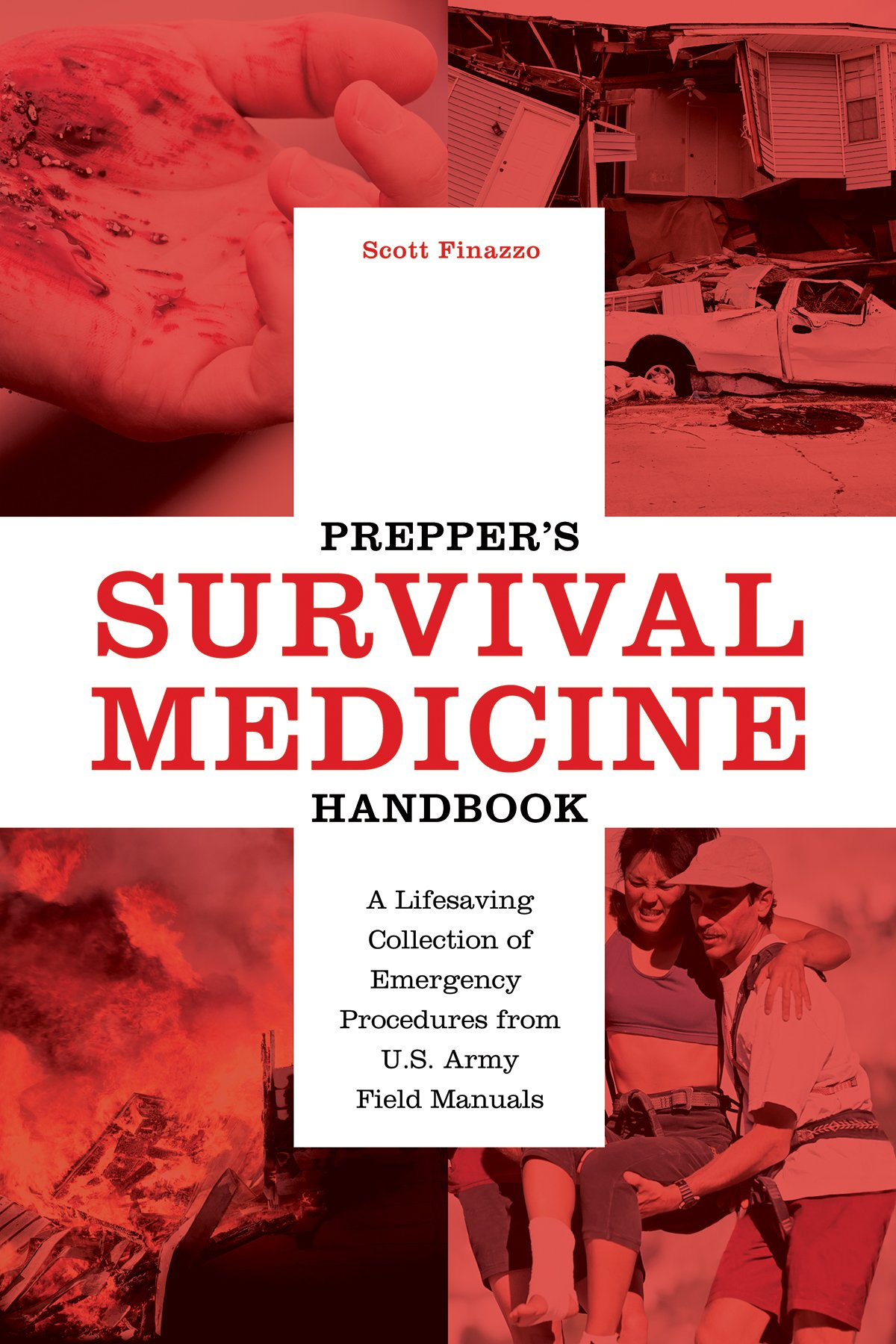 Amazon Preppers Survival Medicine Handbook A Lifesaving Collection Of Emergency Procedures From US Army Field Manuals 9781612435657 Scott