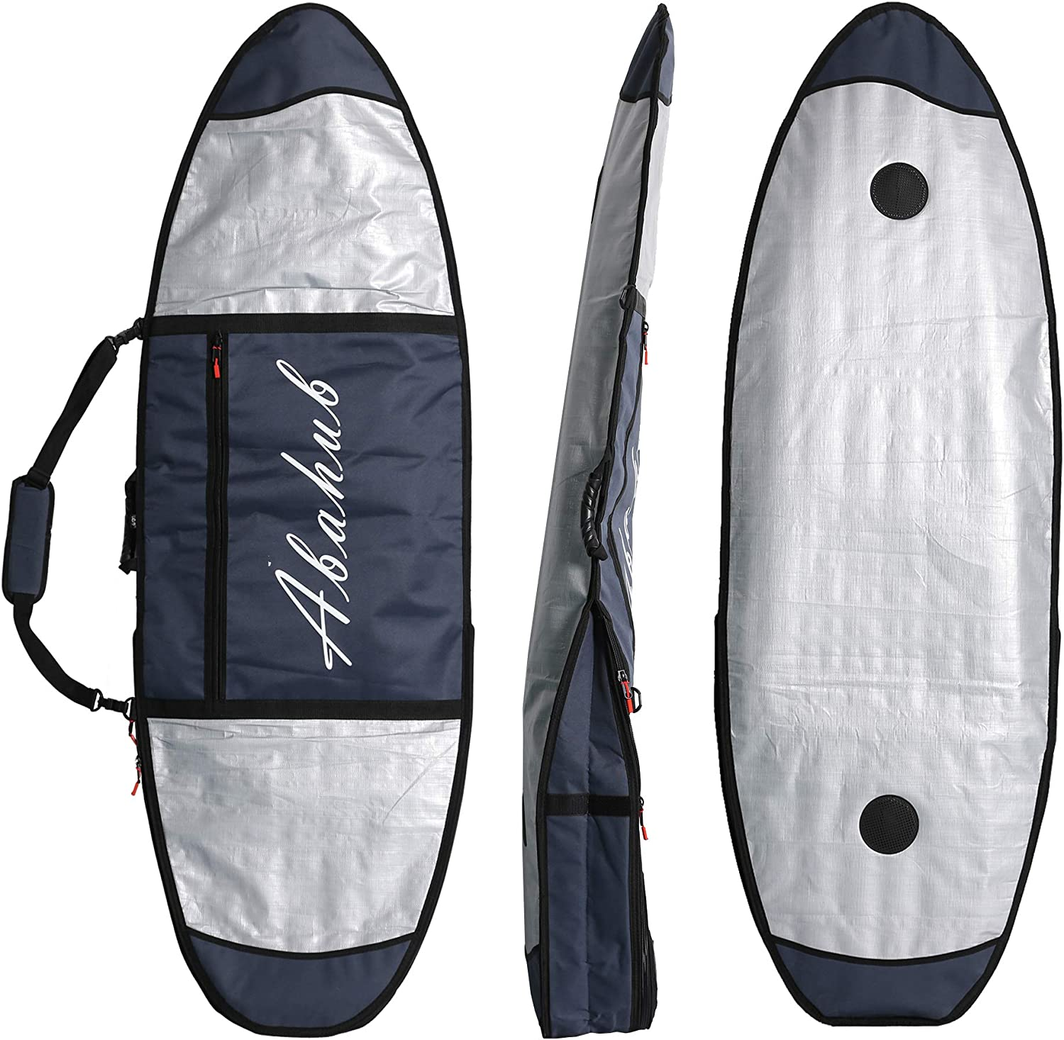 96 SUP Cover Abahub Premium Surfboard Travel Bag 60 90 Stand-up Paddle Board Carrying Bags for Outdoor 80 100 70 76 86 66