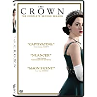 The Crown - Season 2 [DVD] [2018]