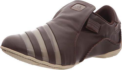 adidas Mactelo, Basket mode homme brun moutardebrun