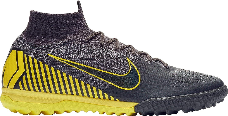19f464d79c4e9 Nike SuperflyX 6 Elite TF Thunder Grey/Black-Dark Grey (Men's)