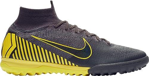 217e7be9444 Nike SuperflyX 6 Elite TF Thunder Grey/Black-Dark Grey (Men's)