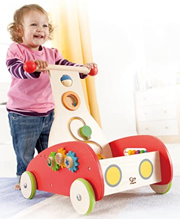 Hape - Wonder Walker Push and Pull Toy