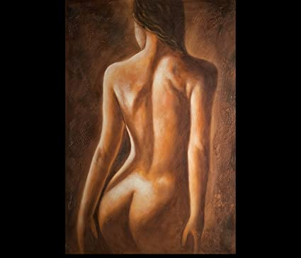 women art paintings Nude