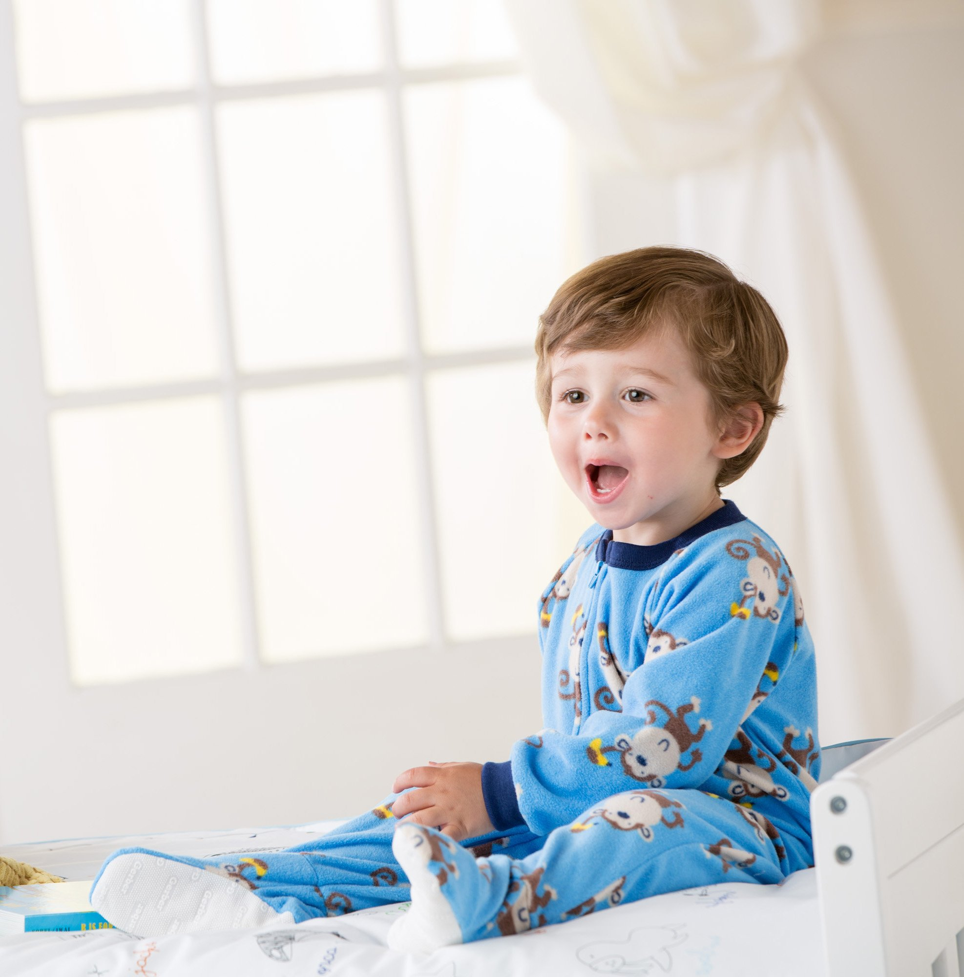 Gerber Baby And Little Boys 2 Pack Blanket Sleepers Amazon