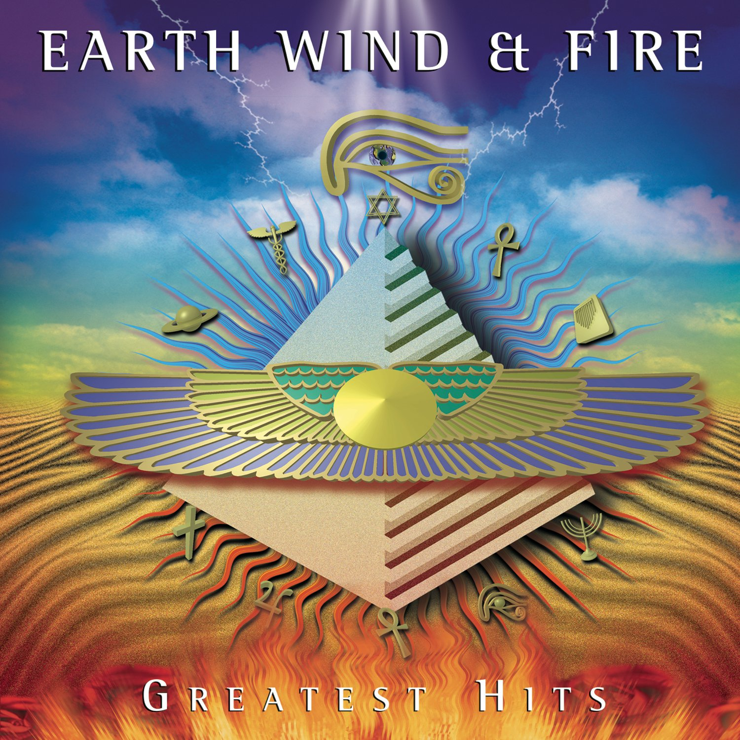 amazon greatest hits earth wind fire クラシックソウル 音楽