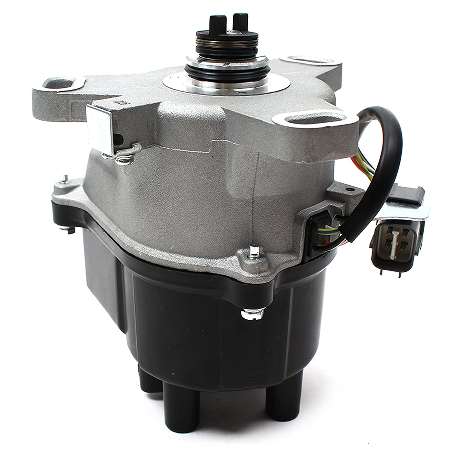 EDCA-440 Brand New Complete Ignition Distributor with Cap /& Rotor
