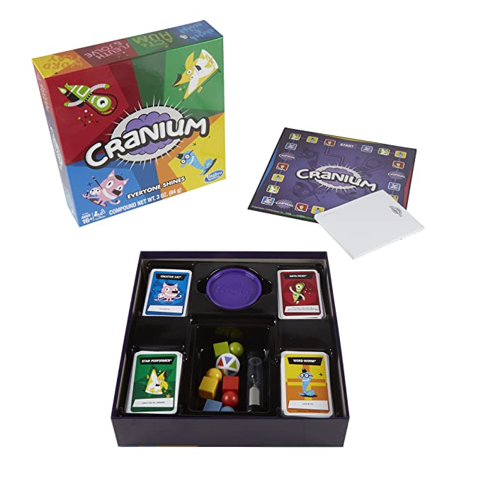 Hasbro Cráneo Juego: Amazon.es: Juguetes y juegos