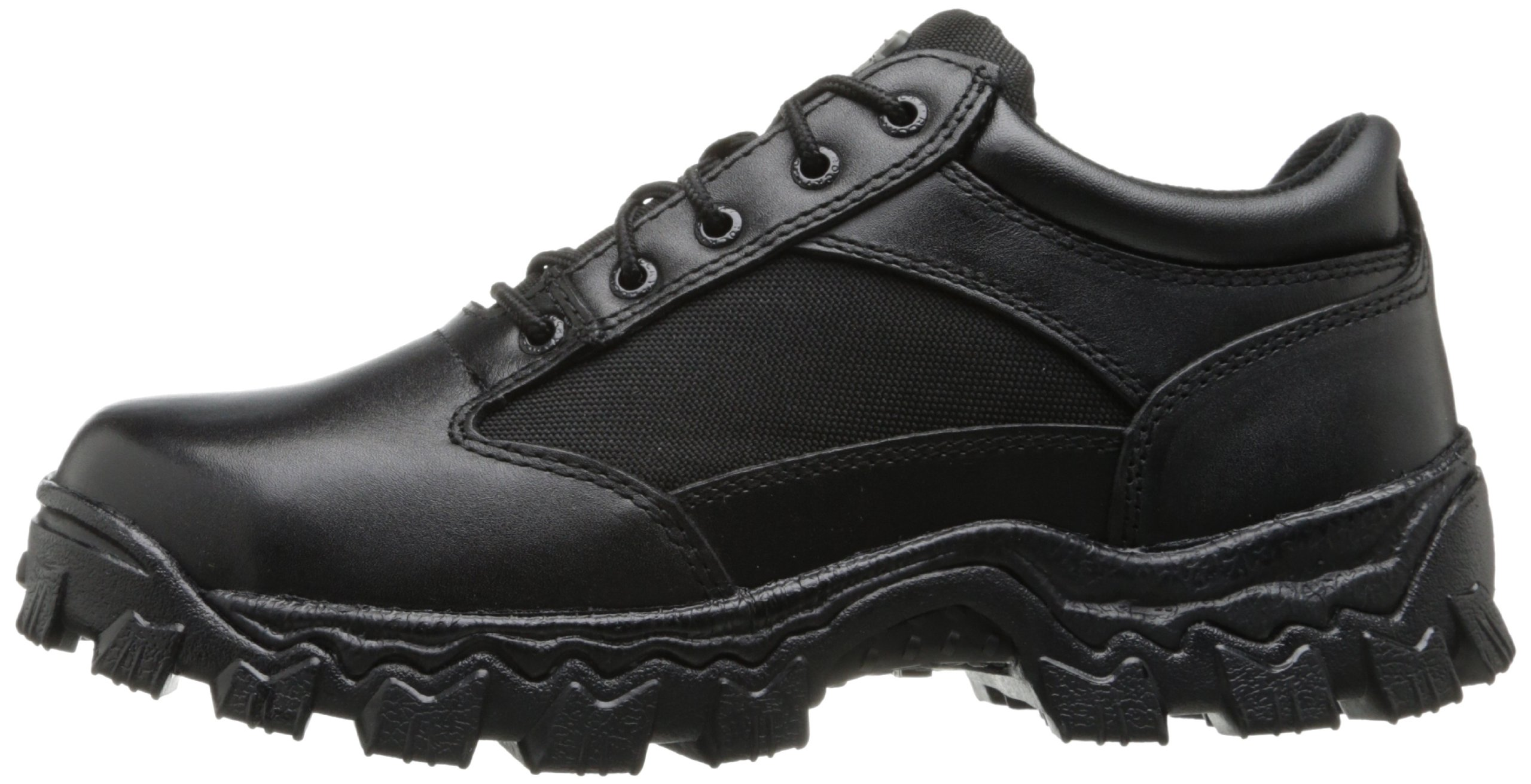 Rocky Men's Alpha Force Oxford-M, Black, 9.5 W US by Rocky (Image #5)