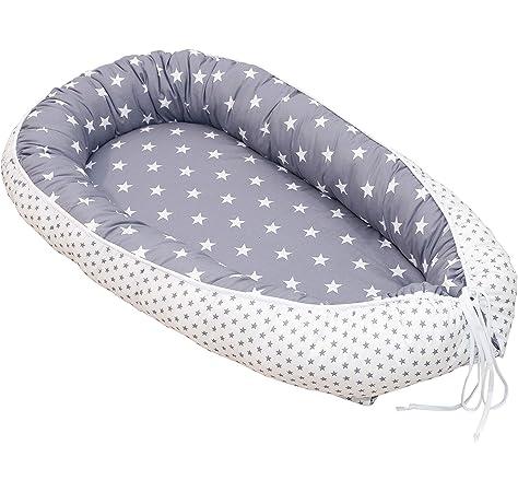 Eillybird Baby Nest Cuna de Viaje portátil Lavable Desmontable Cama ...