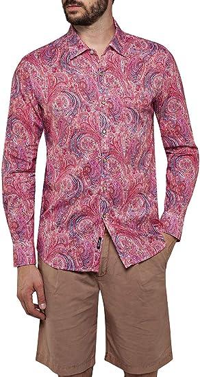 REPLAY Camisa para Hombre: Amazon.es: Ropa y accesorios
