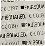 Fair Squared Sensitive dry Kondome, 1er Pack (1 x 100 Stück)