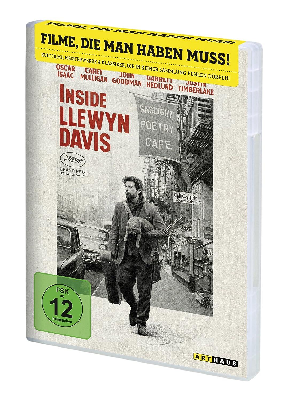 Inside Llewyn Davis: Amazon.de: Oscar Isaac, Carey Mulligan, John ...