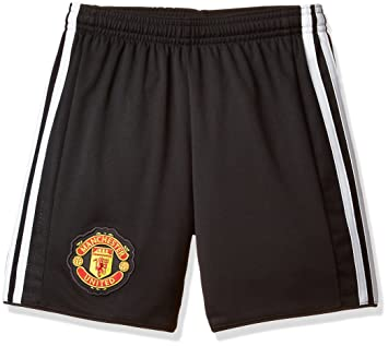 143e3b77f adidas Kid s Manchester United Home Replica Shorts
