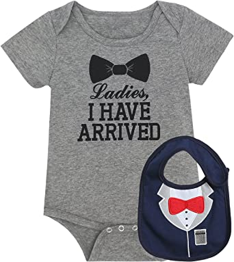 or Bib Babys gift My First Valentines Day Outfit T-shirt /& Heart /& mustashe