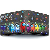 Imposter Game Bi-Fold Wallet For Kids - S3