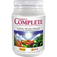 Andrew Lessman Multivitamin - Women's Complete 30 Packets – High Potencies of 30+ Nutrients, Essential Vitamins, Minerals & Carotenoids. Small Easy-to-Swallow. No Binders, No Fillers, No Additives