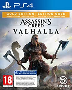 Assassin's Creed Valhalla - Gold Edition - Inclusief Season Pass - Playstation 4