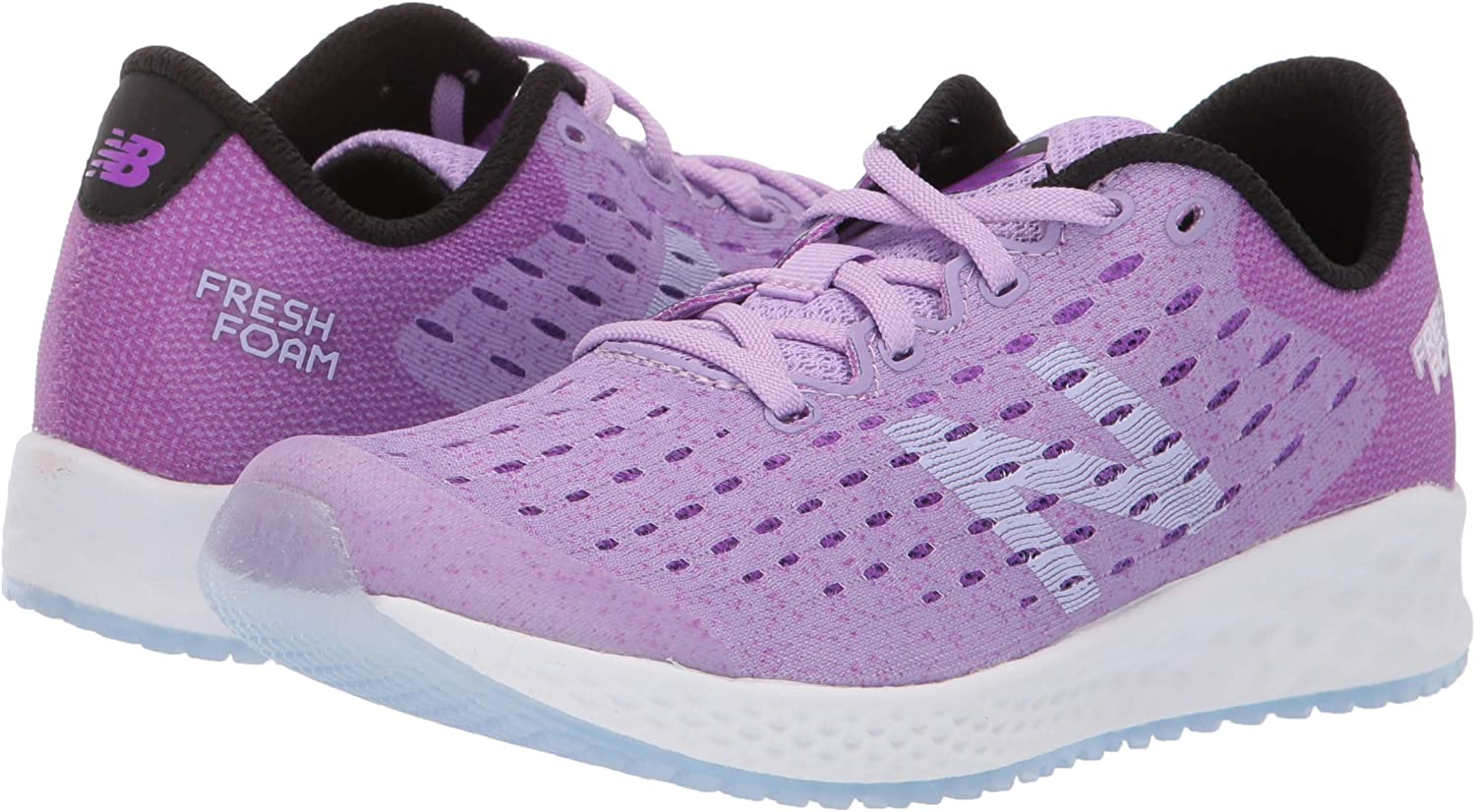 New Balance Fresh Foam Zante Pursuit Violeta NIÑA GPZNPVV: Amazon.es: Deportes y aire libre