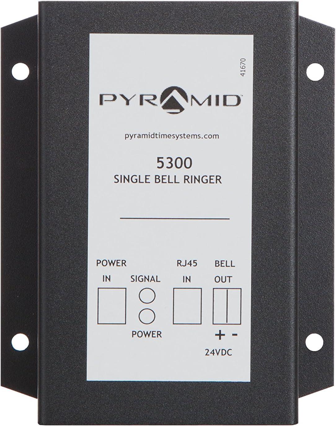 Pyramid 24 Volt Single Zone Bell Ringer (5300)