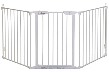 Dreambaby Newport 3 Panel Safety Adapta Gate Fits 85 5 210cm