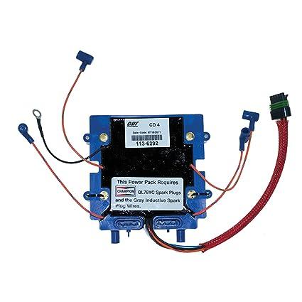 Replacement Parts CDI Electronics 113-4985 Johnson/Evinrude