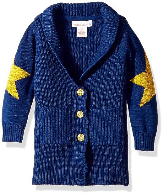4568dba6b27f Amazon.com  Masala Girls  Mae Sweater  Clothing