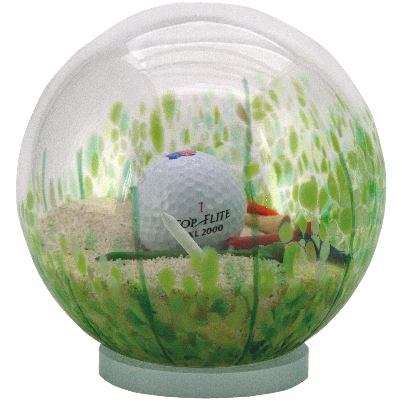 サンドトラップゴルフGlobe – 手吹きガラス – 6