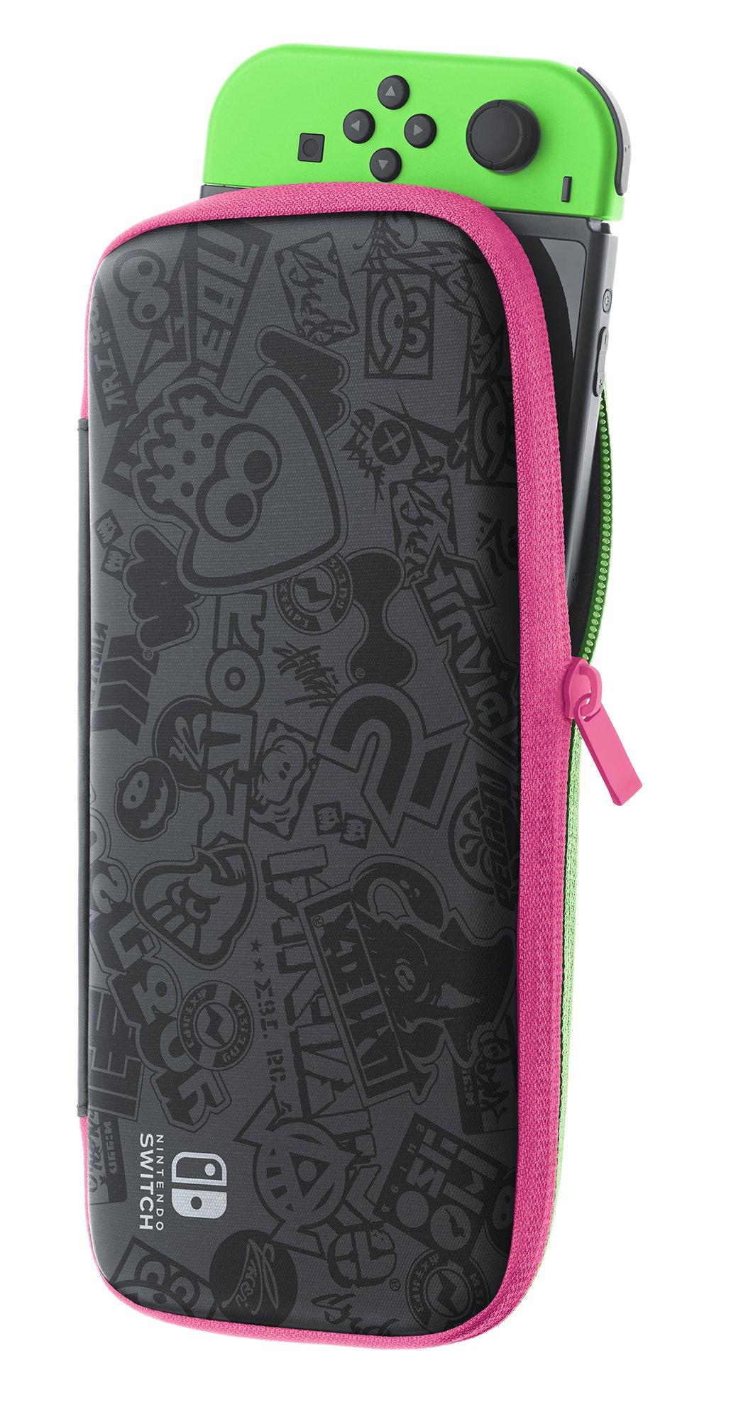 Nintendo Switch Hardware with Splatoon 2 + Neon Green/Neon Pink Joy-Cons (Nintendo Switch) by Nintendo (Image #7)