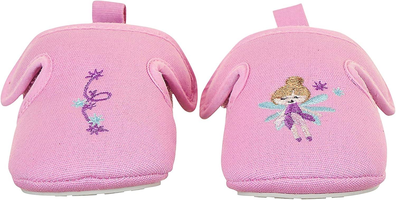 Rosa Sterntaler Baby-krabbelschuh Zapatillas de Estar por casa para Beb/és Rosa 702 19//20 EU