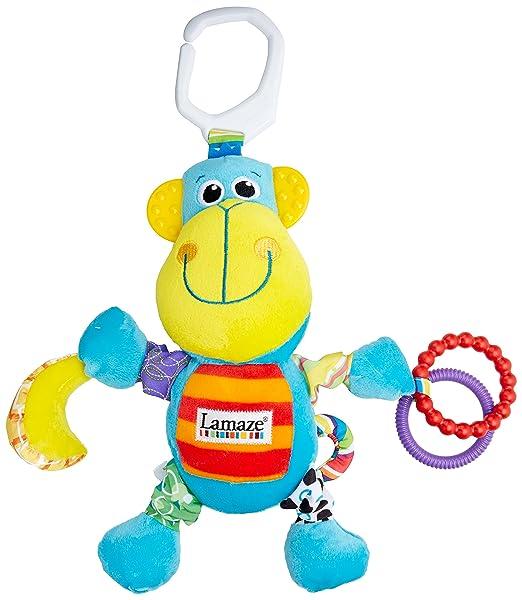Colour By Number Monkey Majik Download : Lamaze play & grow monkey: amazon.co.uk: baby