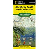 Allegheny South [Allegheny National Forest] (National Geographic Trails Illustrated Map)