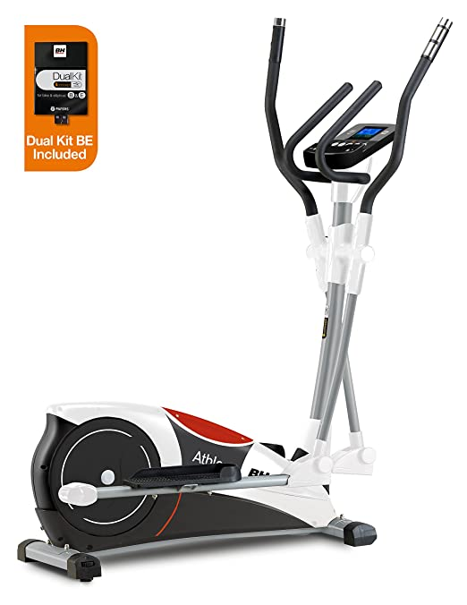6 opinioni per BH Fitness i.ATHLON DUAL WG2336U bicicletta ellittica magnetica con Dual Kit