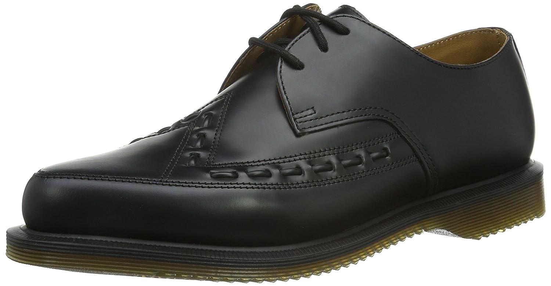 Dr. Martens Ally Smooth Black - Zapatos de Cordones Derby Mujer 45 EU|Black