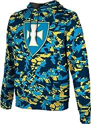 School Spirit Sweatshirt ProSphere Loyola University Maryland Mens Pullover Hoodie Vector