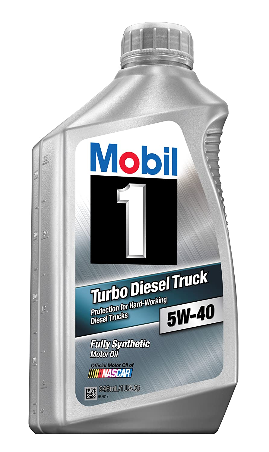 Mobil 1 98hm64 5w 40 turbo diesel truck synthetic motor for 5 w 40 motor oil