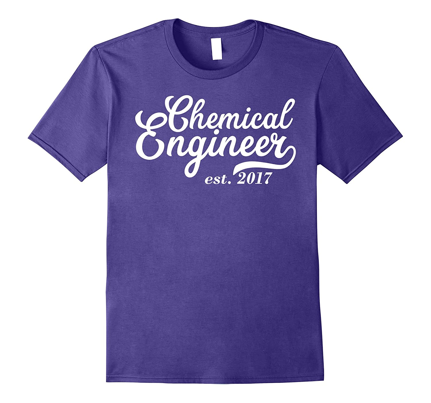 Chemical Engineers Graduation Gift 2017 Engineering T-Shirt-TH